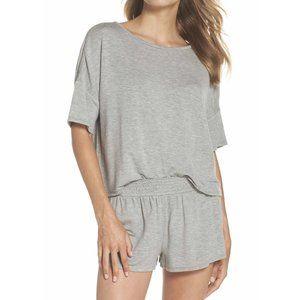 Honeydew Intimates French Terry Shirt & Shorts Set